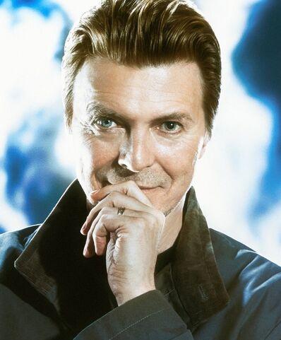 Markus Klinko, 'David Bowie Portrait ', 2002