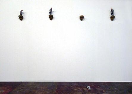 Isaac Cordal, 'Hard Life', 2013