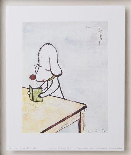 Yoshitomo Nara, 'Do not disturb!', 2018
