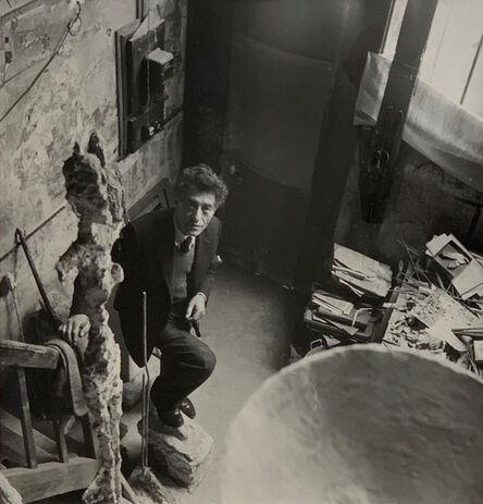 Cecil Beaton, 'Alberto Giacometti, Paris, October, 1956', 1956