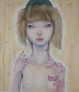 Teiji Hayama, 'La Fille AU Bonnet ', 2015