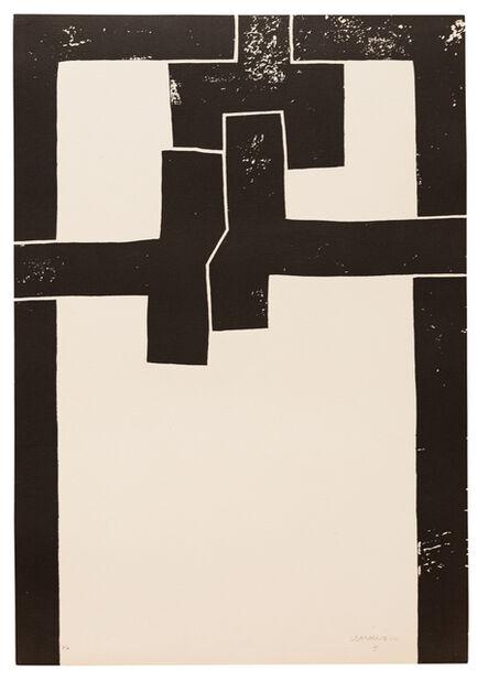 Eduardo Chillida, 'Barcelona', 1971
