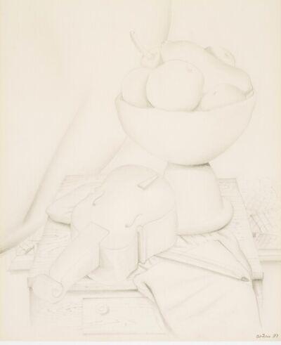 Fernando Botero, 'Still Life', 1980