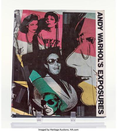 Andy Warhol, 'Andy Warhol's Exposures', 1979