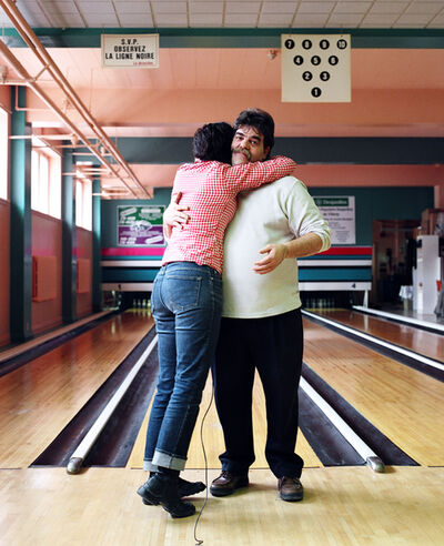 Alana Riley, 'The Bowling Alley Owner', ca. 2010