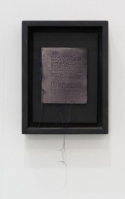 Maria Lai, 'Untitled', 2006