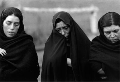 Graciela Iturbide, 'Duelo, Chiapas, México', 1975