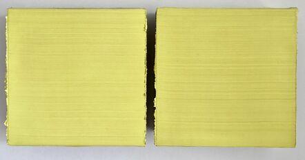 Jason Martin, 'Lime Loop Painting No. 1', 1997