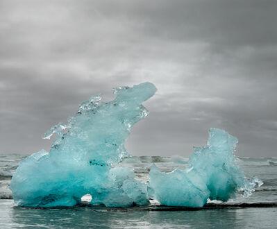 Andrea Hamilton, 'Luminous Icescape No.8', 2013