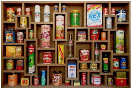 Hassan Hajjaj, 'Buy Me Shelf', 1997