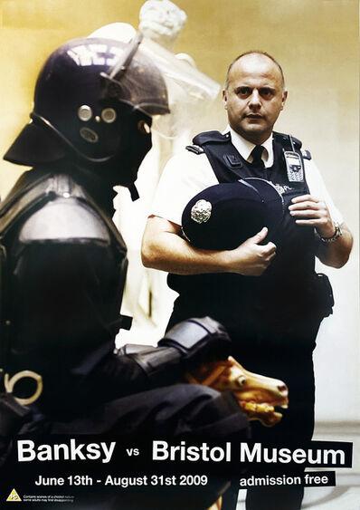 Banksy, ''Banksy vs. Bristol Museum: Copper'', 2009