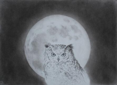 Amy Ross, 'Moonrise', 2021