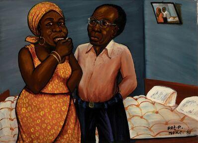 Moke, 'Le couple', 1981