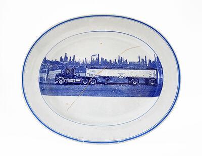 Paul Scott, 'Cumbrian Blue(s), New American Scenery, Residual Waste No: 4', 2017
