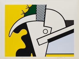 Roy Lichtenstein, 'Bull Head II (from Bull Head Series)', 1973