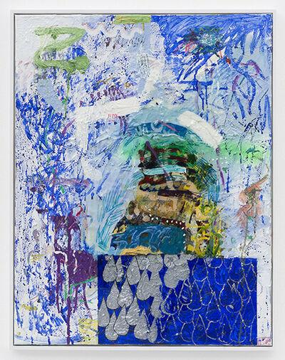 Verena Dengler, 'Namedropping (Uppsnärjd I Det Blå)', 2014