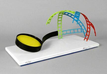 Phillip King, 'Yellow Disc', 2007