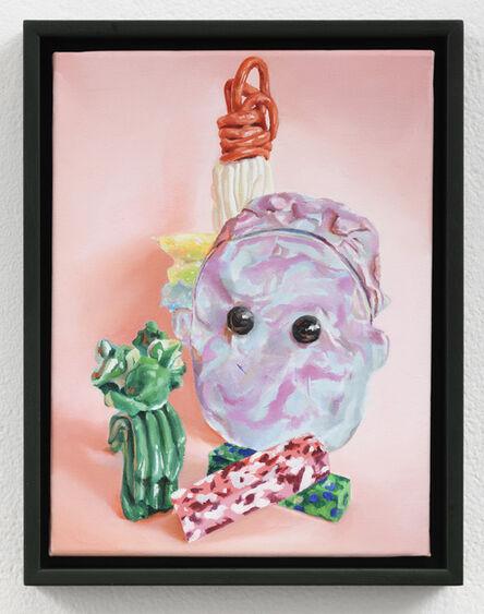 Eleanor McCaughey, 'Self curation-anxiety', 2019