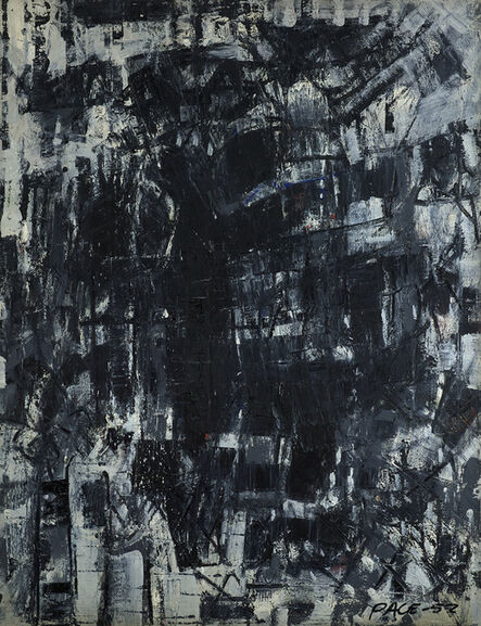 Stephen Pace, 'Untitled (52-13)', 1952