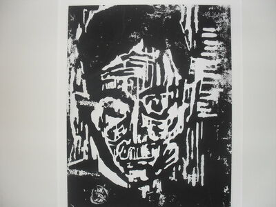 Carl Kohler, 'Franz Kafka', ca. 1990