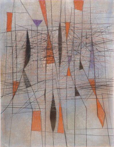 Caziel, 'Composition 03.1965', 1965