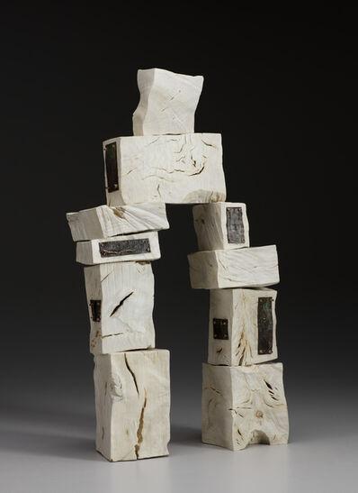 Christian Burchard, 'White Gate'