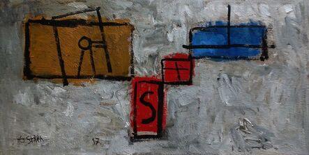 Gustavo Serra, 'Plano 1', 2017