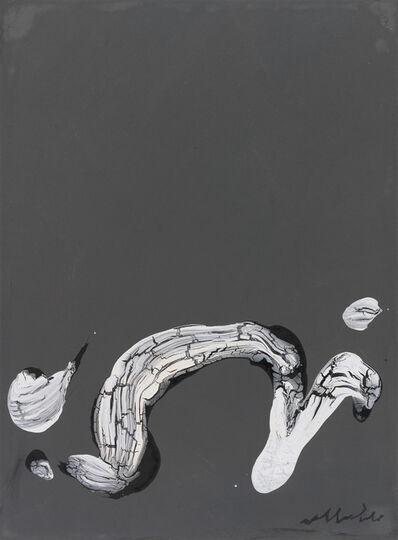 Hamed Abdalla, 'Nahreb, Escape', 1970