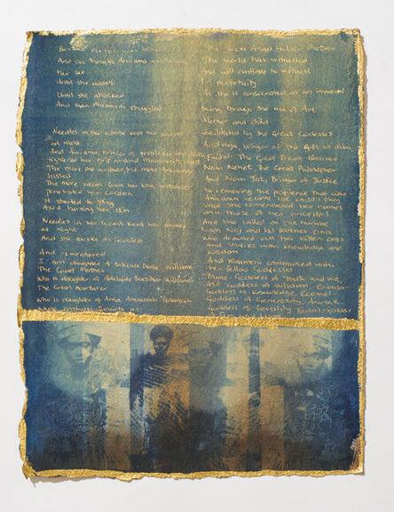 Adelaide Damoah, 'Dreams of Overcoming No 3', 2020