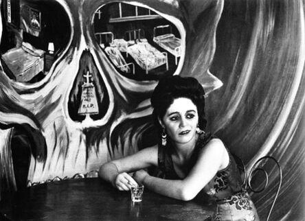 Graciela Iturbide, 'Mexico DF', 1972