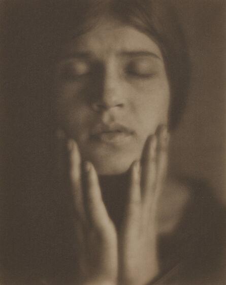 Edward Weston, 'Tina Modotti', 1921
