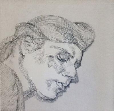 Lucian Freud, 'Ib.', 1984
