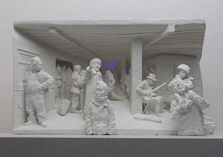Jiannan Wu, 'Franklin Station', 2016