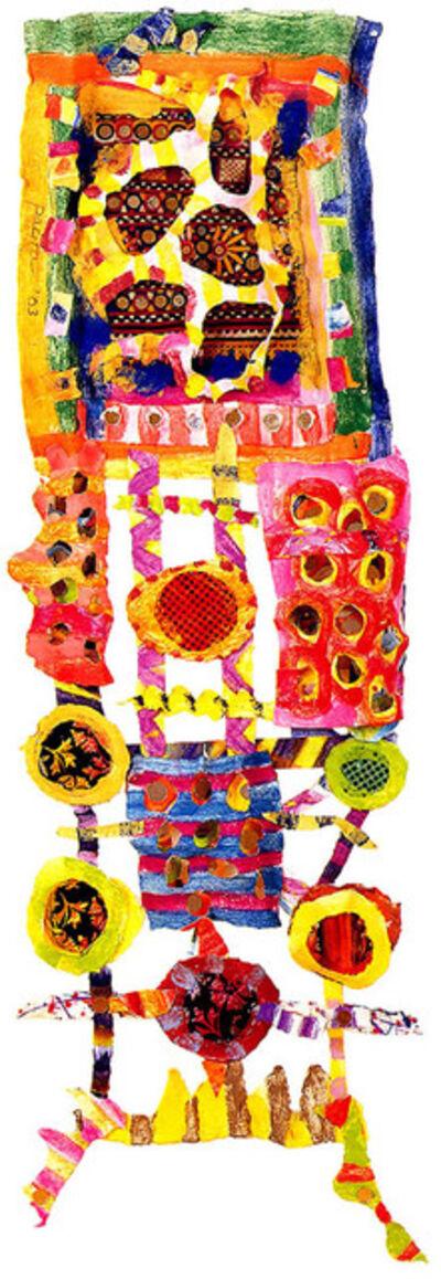 Pacita Abad, 'Five-foot beauty', 2003