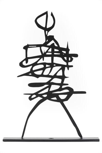 Rachid Koraïchi, 'Les priants N°48', 2007