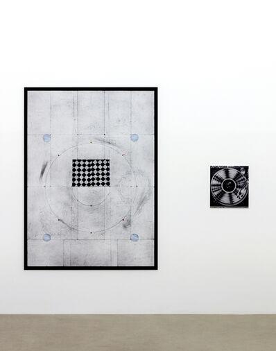 Shannon Ebner, 'A SIDE/B SIDE', 2018