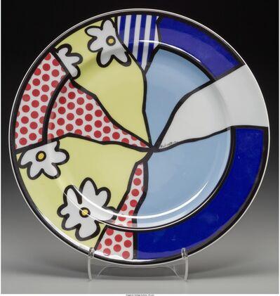 Roy Lichtenstein, 'Water Lilies Plate', circa 1990-Rosenthal