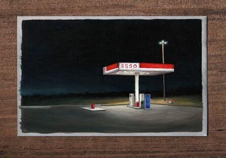 Lisa Graziotto, 'Late Night Fill Up'
