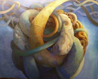 Valerie Hird, 'Eternal Knot', 2013