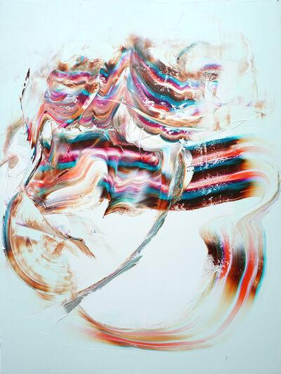Jane LaFarge Hamill, 'Crystal Velvet Crumble Bucket', 2016
