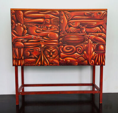 Lisa Couwenbergh, 'Nature Cabinet', 2014