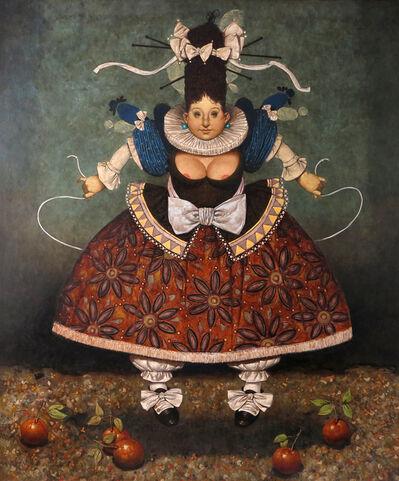 """Daron Mouradian, '""""Mademoiselle"""" /""""Matmazel""""', 2013"""