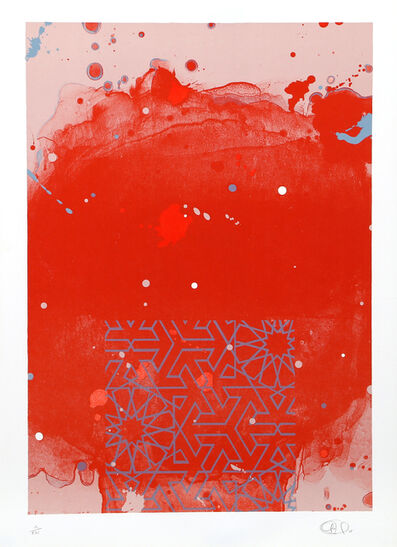 Hong Hao 洪浩, 'Red', Late 20th Century