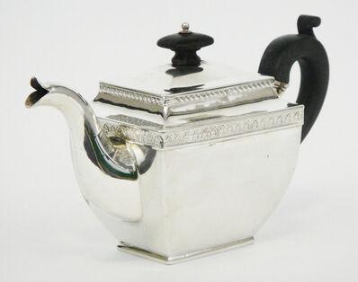 Pavel Sazikov, 'Ancient Russian silver teapot', 1834