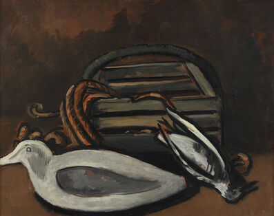 Marsden Hartley, 'Maine Seacoast, Still Life', ca. 1940