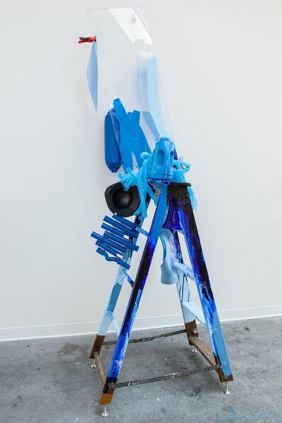 Jessica Stockholder, 'Expression Blue', 2013