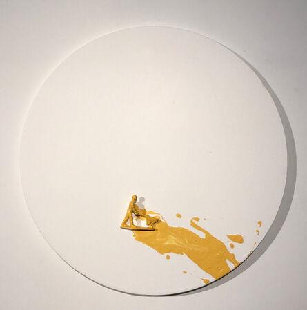 Liliana Porter, 'Yellow Drips', 2016