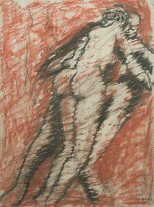 Eric Cadien, 'Foggy Couple', 1982
