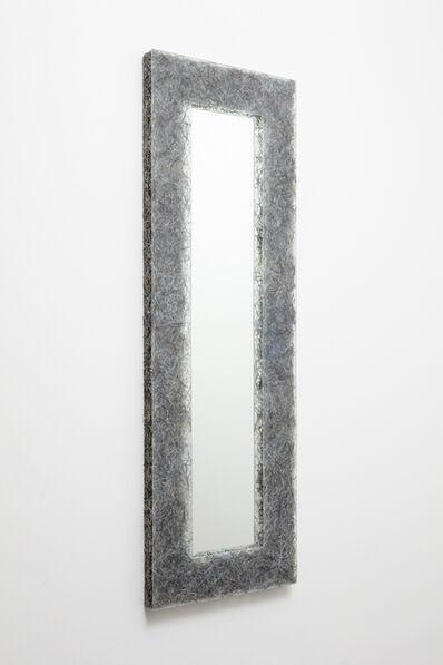 Jens Praet, 'Prototype 'Shredded' mirror 2', 2014