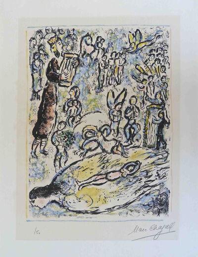 Marc Chagall, 'The Magic Flute II', 1972